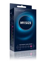 10 x MY.SIZE Condoms - Size 64