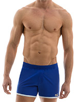 Modus Vivendi - Sporty Shorts - Blue