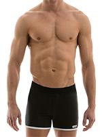 Modus Vivendi - Sporty Shorts - Black