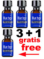 3 + 1 BLUE BOY DARKROOM big