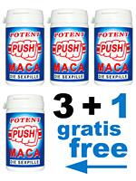 3 + 1 Push potency pills