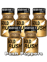 5 x GOLD RUSH - PACK