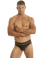 PriapeWear - Swim Sur Dark Grey