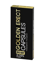Big Boy - Golden Erect - 8 capsule