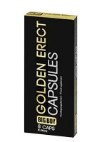 Big Boy - Golden Erect - 8 capsule