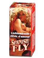 Spanish Fly Red