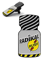 Radikal Rush Poppers Pin