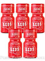 5 x REDS - PACK
