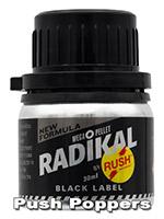 RADIKAL RUSH BLACK LABEL big