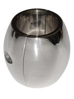 Stainless Steel Ballstretcher Oval - 55 x 35mm