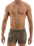 Modus Vivendi - Elegant Shorts - Dust Brown