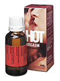 Hot Orgasm Erotic Drops (30 ml)