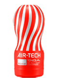 Tenga - Air-Tech Reusable Vacuum Cup Masturbator - Regular