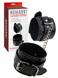 Behave! Luxury Fetish - Be Good Wrist Cuffs