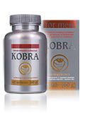 Kobra for Men 60 Tabletten