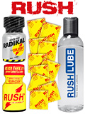 RUSH POPPERS PACK