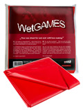 WetGAMES Sex-Sheet - Red 180x220 cm
